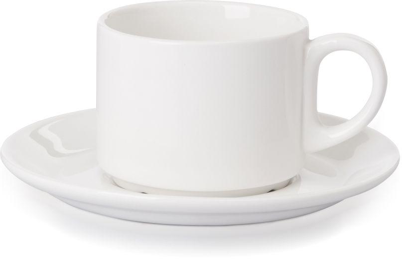 Spodek do filiżanki porcelanowej Modermo Prima
