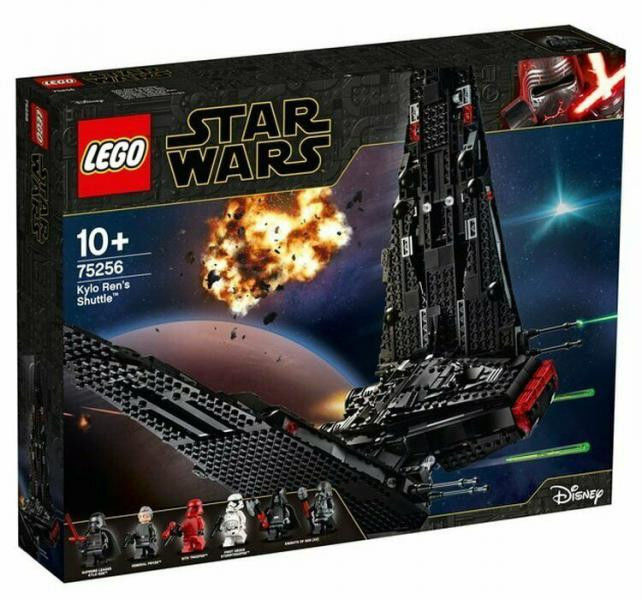 LEGO Star Wars - Wahadłowiec Kylo Rena 75256