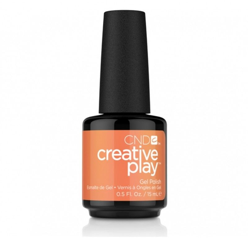 CND Gel Creative Play Fired Up #517 15ml