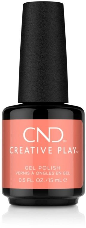 CND Gel Creative Play Free Spirited #537, 15ml