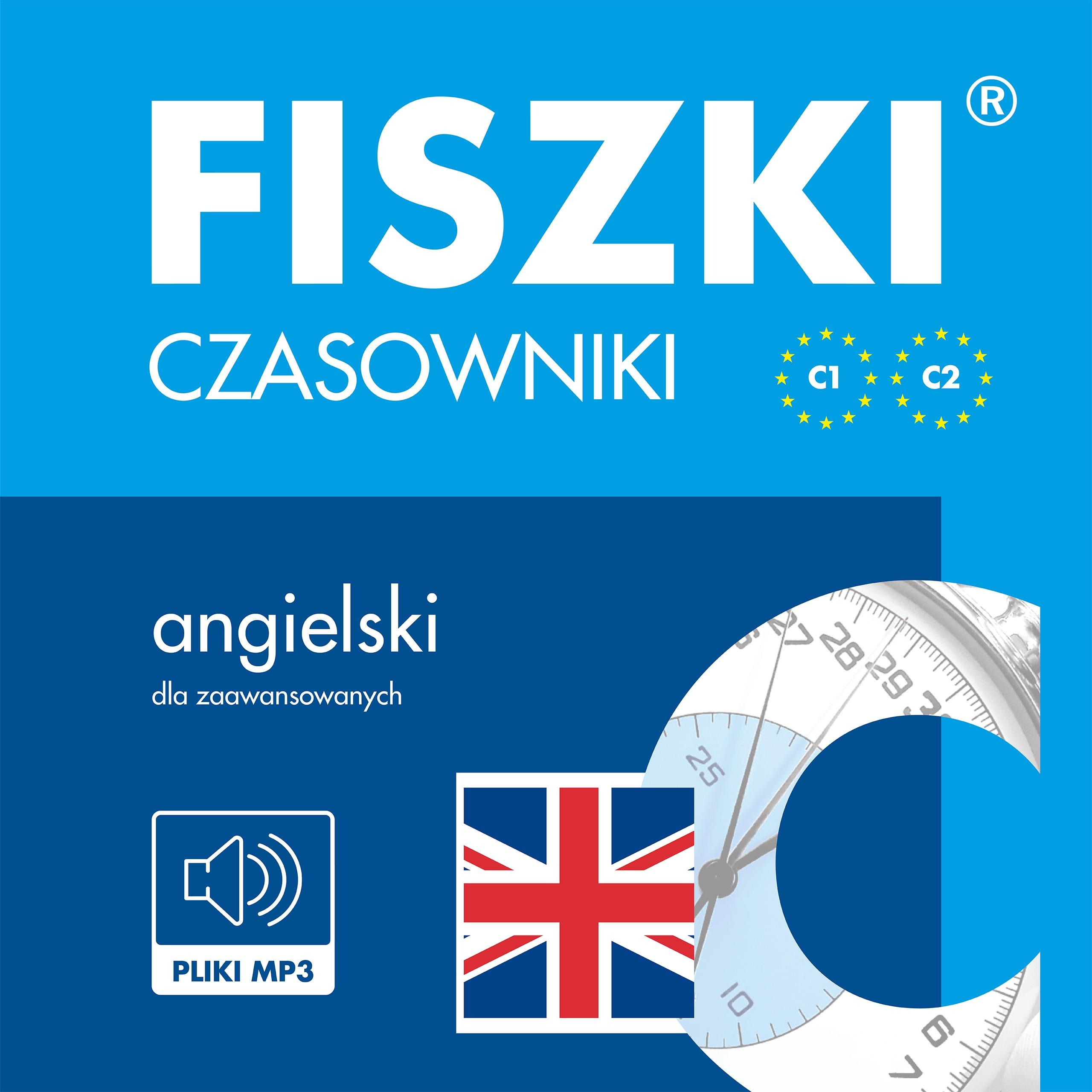 AUDIOBOOK - angielski - Czasowniki (C1-C2)