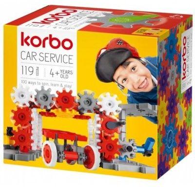 Korbo Klocki Car service 119