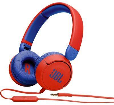 Słuchawki JBL JR 310 Czerwony. > DARMOWA DOSTAWA ODBIÓR W 29 MIN DOGODNE RATY
