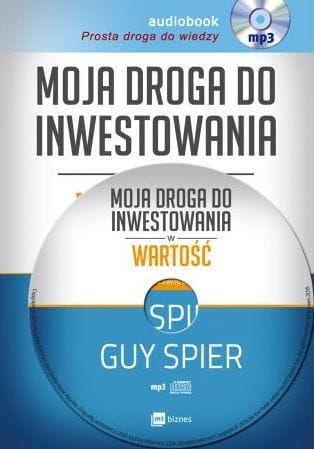 Moja droga do inwestowania w wartość Guy Spier audiobook cd Mp3