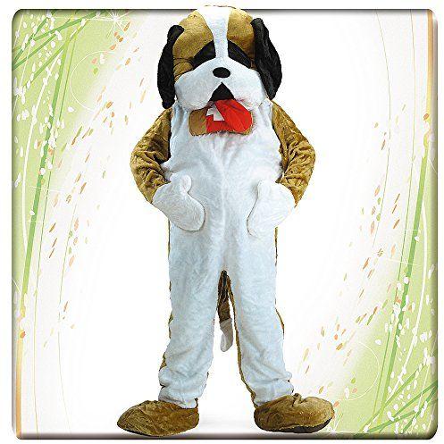 Carnival Toys 25912 - kostium dla psa, kostium męski, głowa i stopy, uniwersalny L-XXL