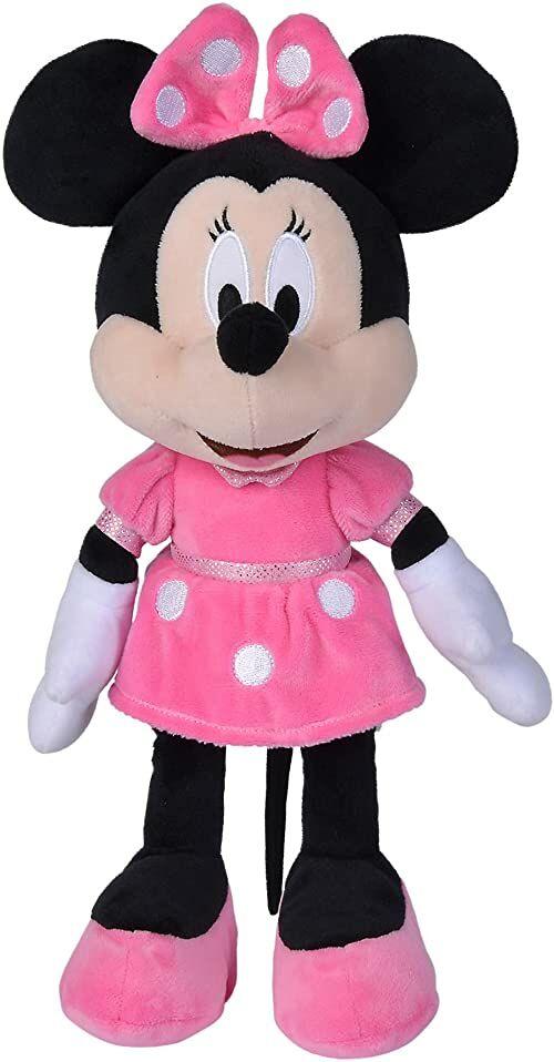 Simba Disney Maskotka pluszowa Minnie 35cm 6315870230 różowa