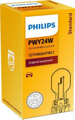 Żarówka, lampa kierunkowskazu PHILIPS 12174NAHTRC1