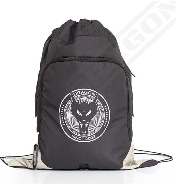 Dragon Sports torba plecak Dragon sportowy czarny