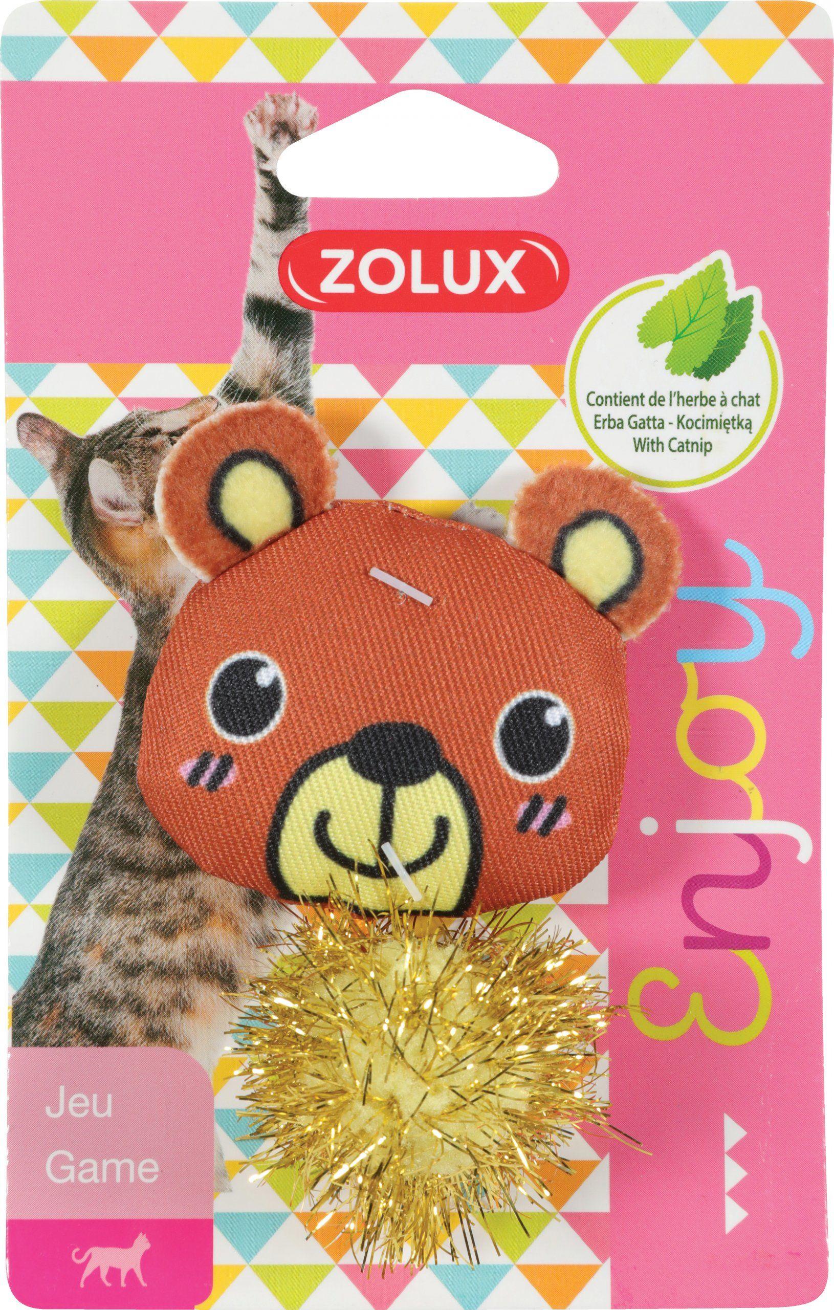 Zolux Zabawka dla kota Lovely miś