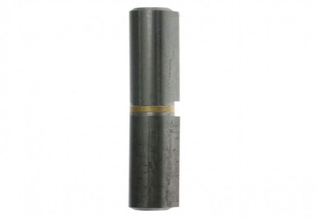 Zawias toczony wyoblony z podkładką mosiężną 20x160 mm