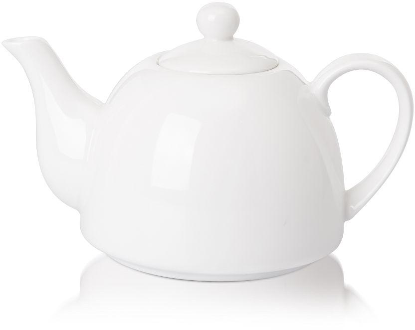 Dzbanek na herbatę porcelanowy Modermo Prima poj. 0.3 l