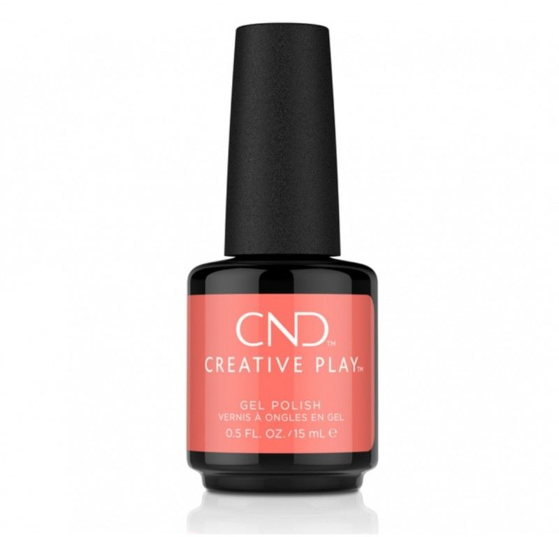 CND Gel Creative Play Jammin Salmon #405 15ml