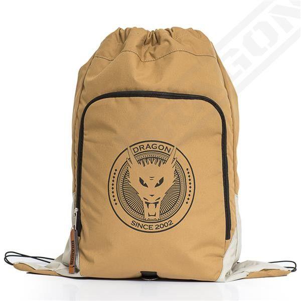 Dragon Sports torba plecak Dragon sportowy piaskowy