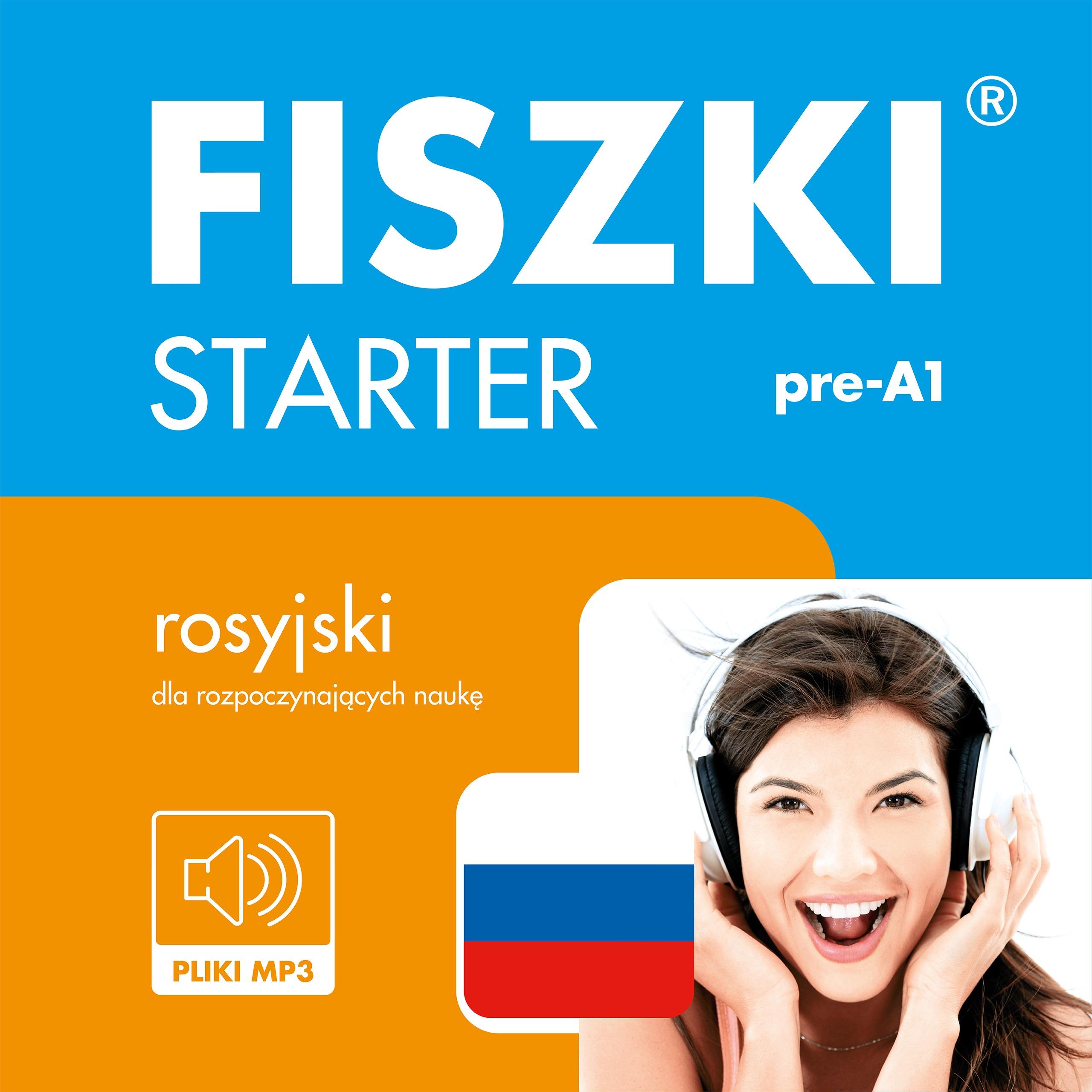 AUDIOBOOK - rosyjski - Starter (pre-A1)
