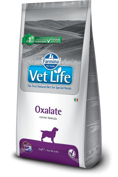 FARMINA Vet Life Oxalate 2 kg Dog
