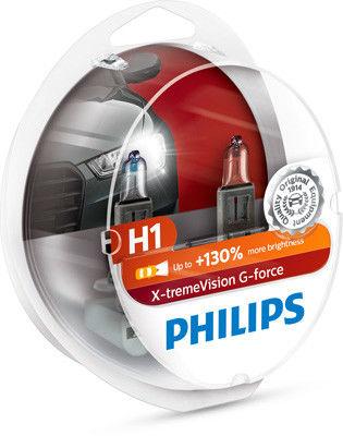 Żarówka, reflektor dalekosiężny PHILIPS 12258XVGS2
