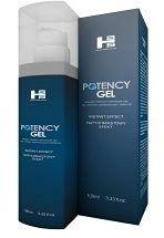 Potency Gel - żel intymny wspomagający erekcje