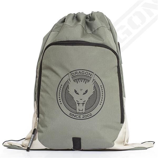 Dragon Sports torba plecak Dragon sportowy zielony