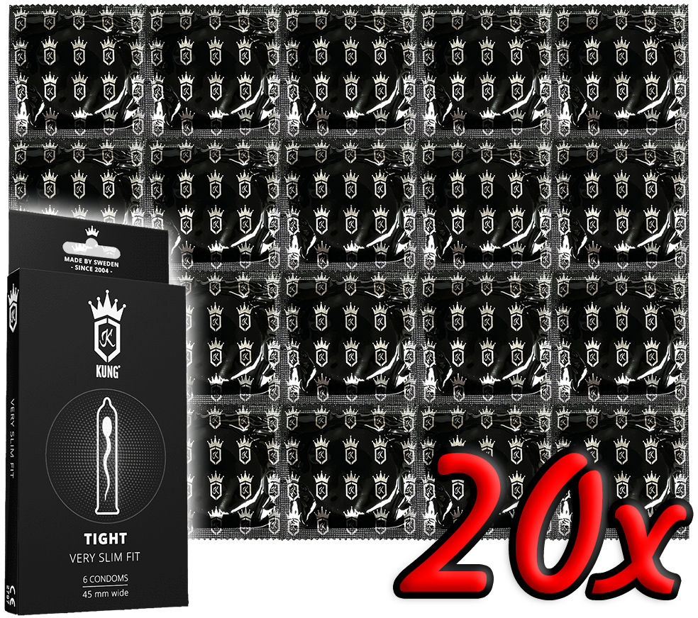 KUNG Tight 20 pack