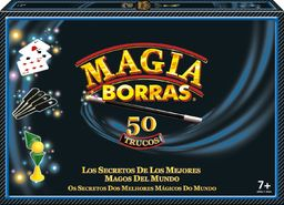 Borras  Magia Classic 50 sztuczek od 7 lat (Educa 24047)
