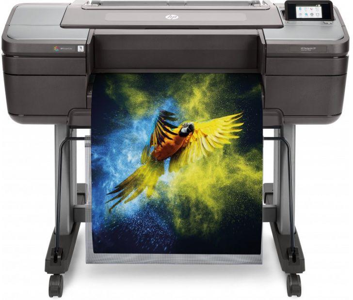 Ploter HP DesignJet Z9+ PostScript 610mm + 30m papieru GRATIS (W3Z71A)