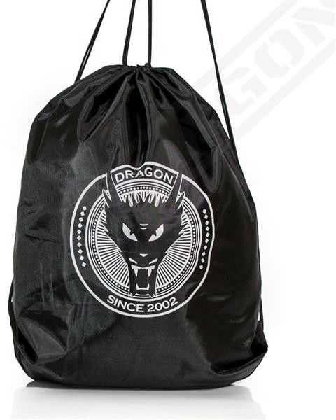 Dragon Sports torba plecak sportowy czarny