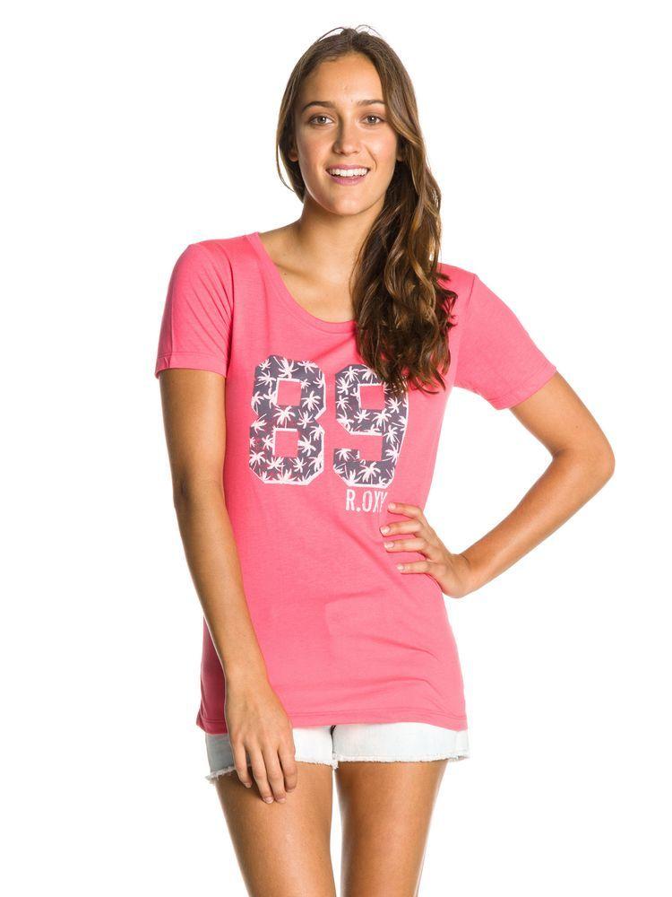 t-shirt damski ROXY GOOD LOOKING A MKL0