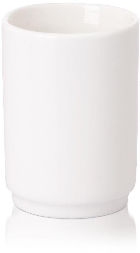 Pojemnik na wykałaczki porcelanowy Modermo Prima wys. 6 cm
