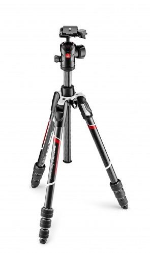 Manfrotto Statyw Befree Advanced Twist Carbon