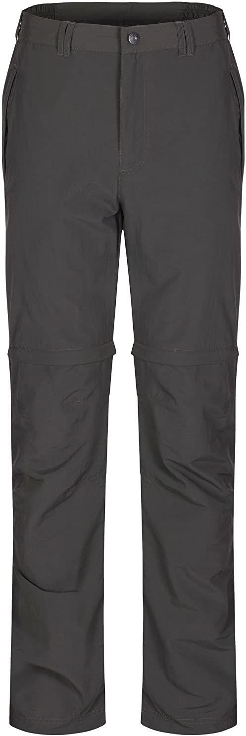 Regatta Leesville spodnie męskie z odpinanymi nogawkami zielony błotnisty Size 44-Inch/Regular