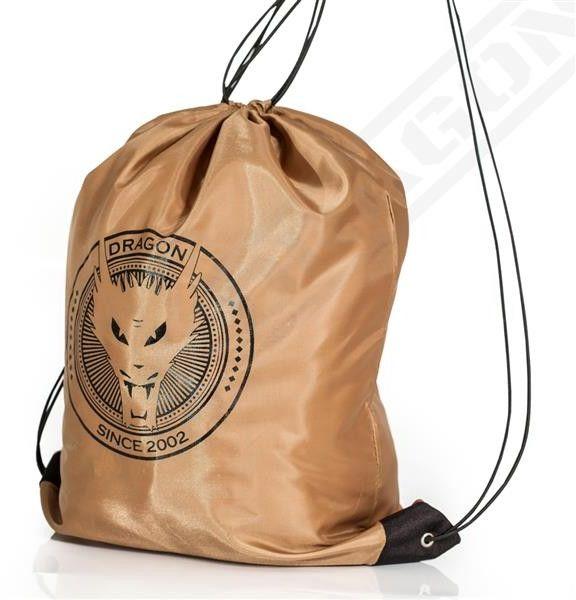 Dragon Sports torba plecak sportowy piaskowy