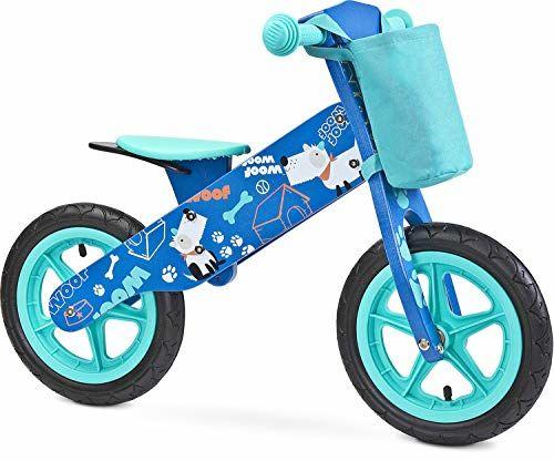 TOYZ TOYZ-0250 rowerek biegowy, niebieski