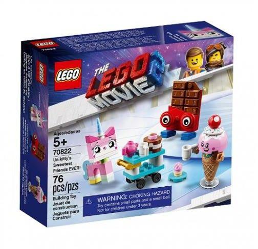 LEGO MOVIE Najlepsi przyjaciele Kici Rożek 70822