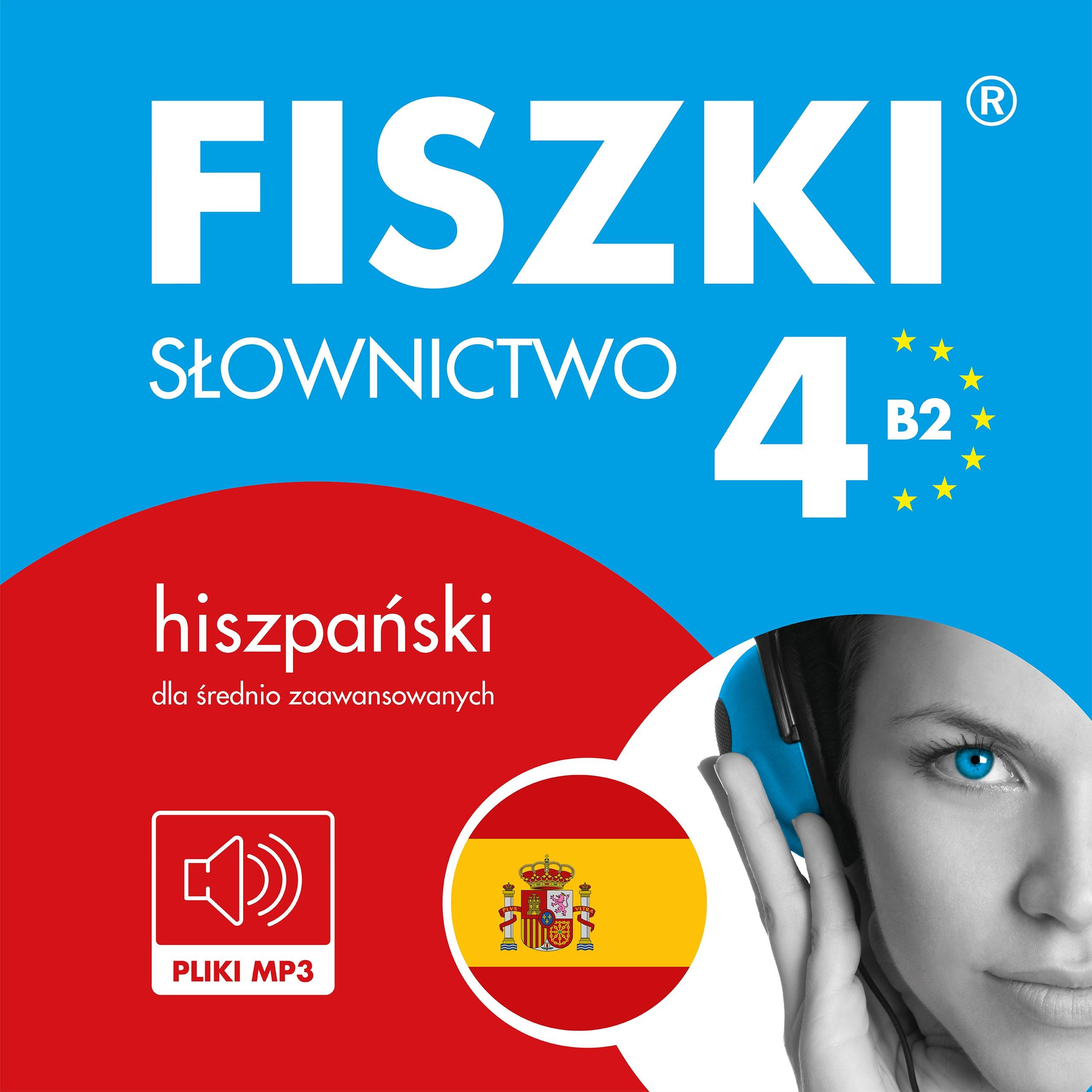 AUDIOBOOK - hiszpański - Słownictwo 4 (B2)