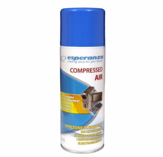 Sprężone powietrze Esperanza ES103 (400 ml)