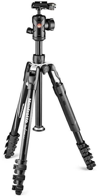 Manfrotto Statyw BEFREE 2N1 Lever czarny AM8X19034