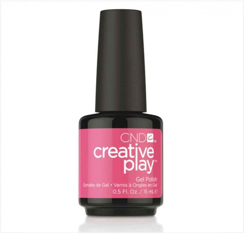 CND Gel Creative Play Peony Ride #474 15ml
