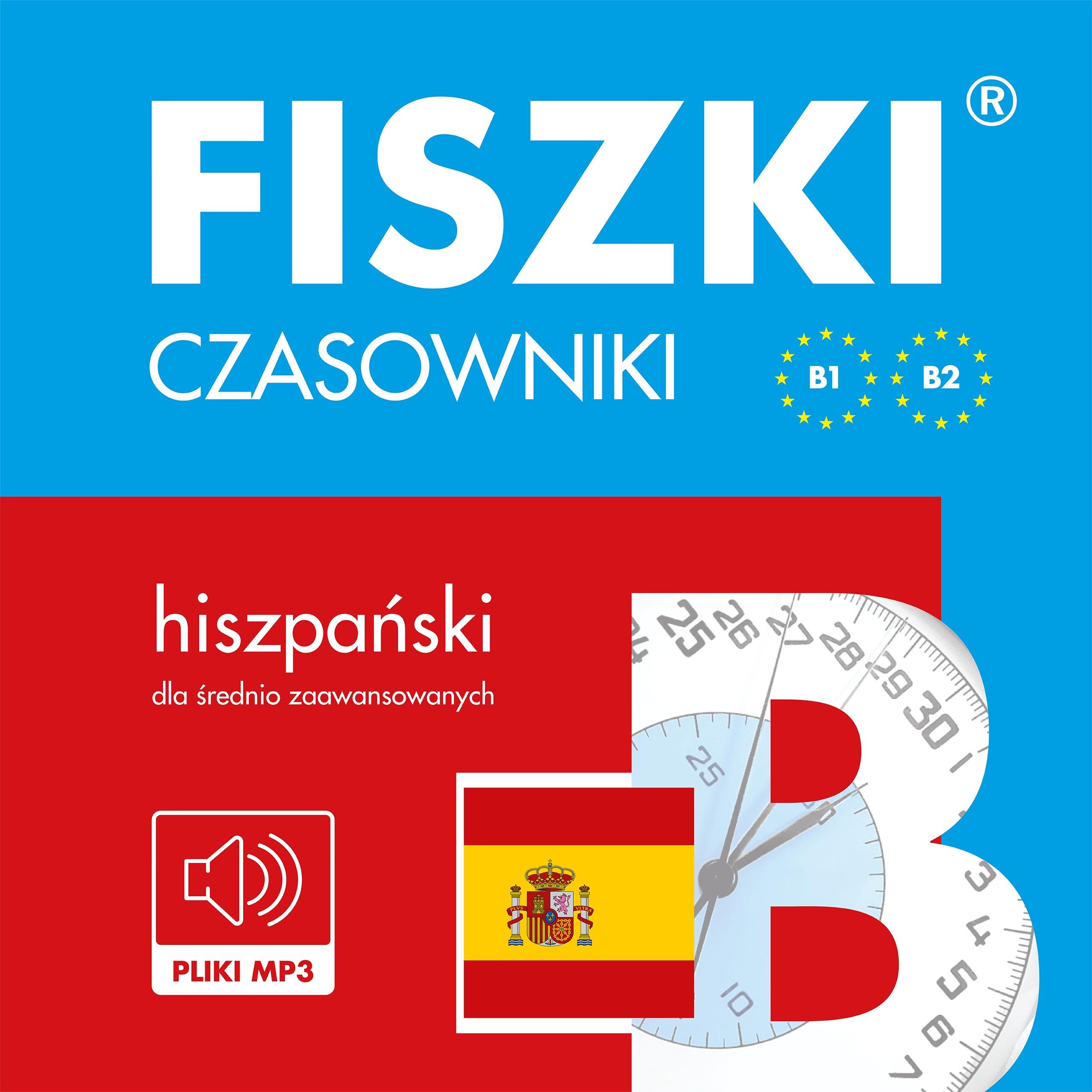AUDIOBOOK - hiszpański - Czasowniki (B1-B2)