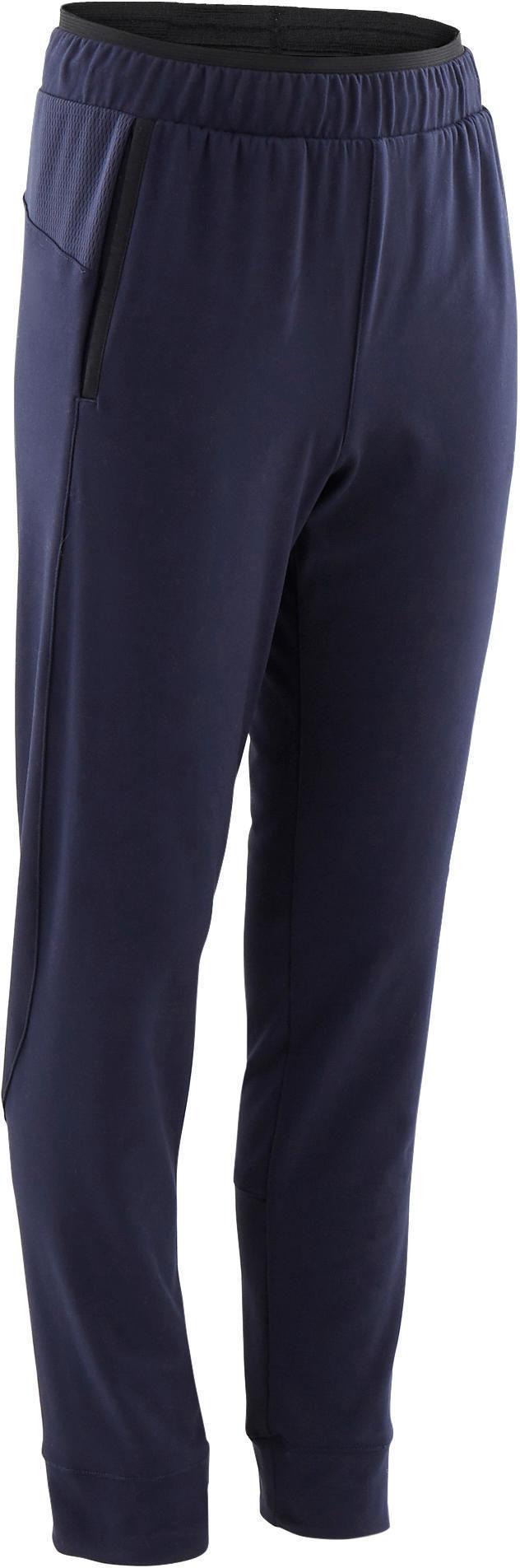 Spodnie dresowe slim S500 dla dzieci