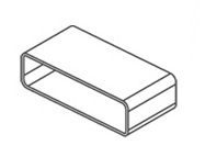 Łącznik prostokątny 150x70 Falmec KACL.383 - Największy wybór - 28 dni na zwrot - Pomoc: +48 13 49 27 557