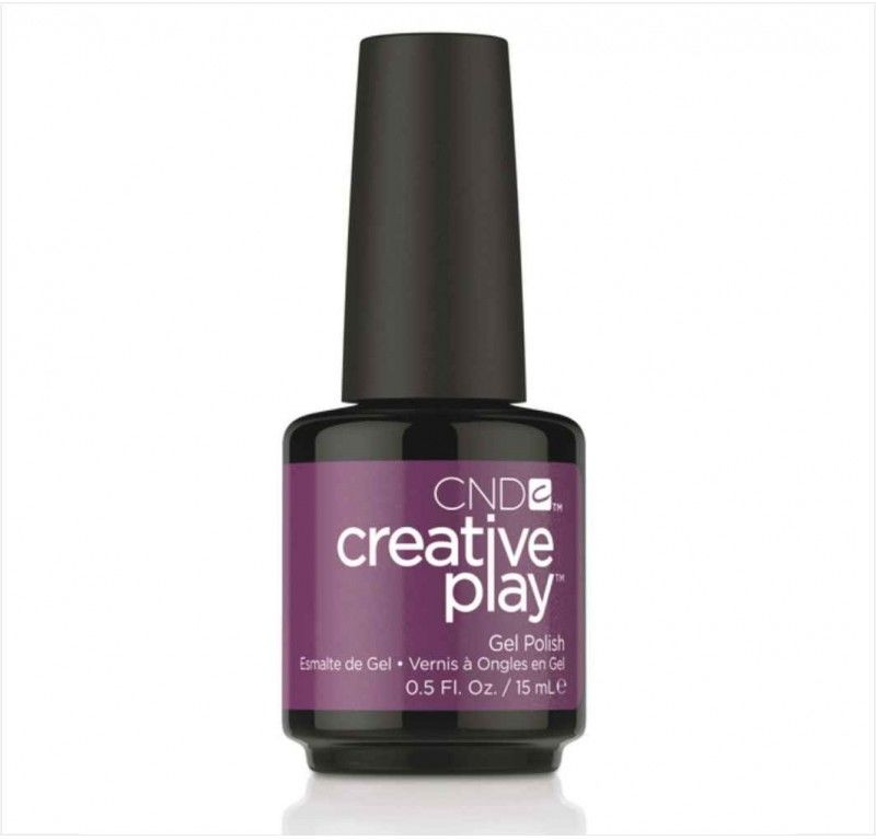 CND Gel Creative Play Raisin Eyebrows #444 15ml
