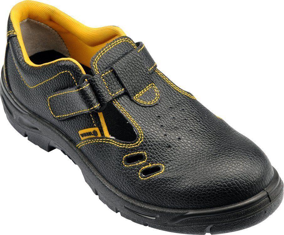 Sandały robocze salta s1 rozmiar 45 Vorel 72807 - ZYSKAJ RABAT 30 ZŁ