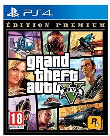 Grand Theft Auto V : édition Premium Online