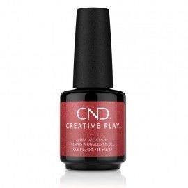 CND Gel Creative Play Red Rush #534, 15ml
