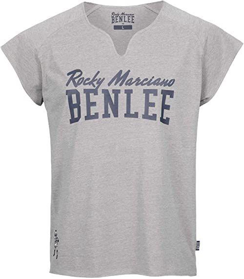 "BENLEE Rocky Marciano T-Shirt""Edwards"" szary szary S"
