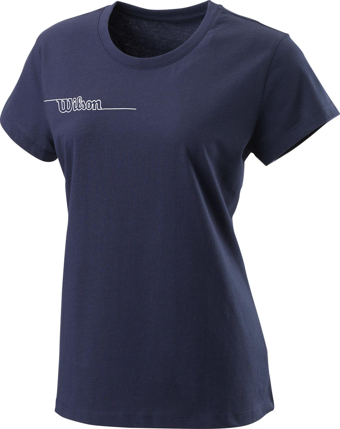 Wilson Team II Tech Tee Women - navy