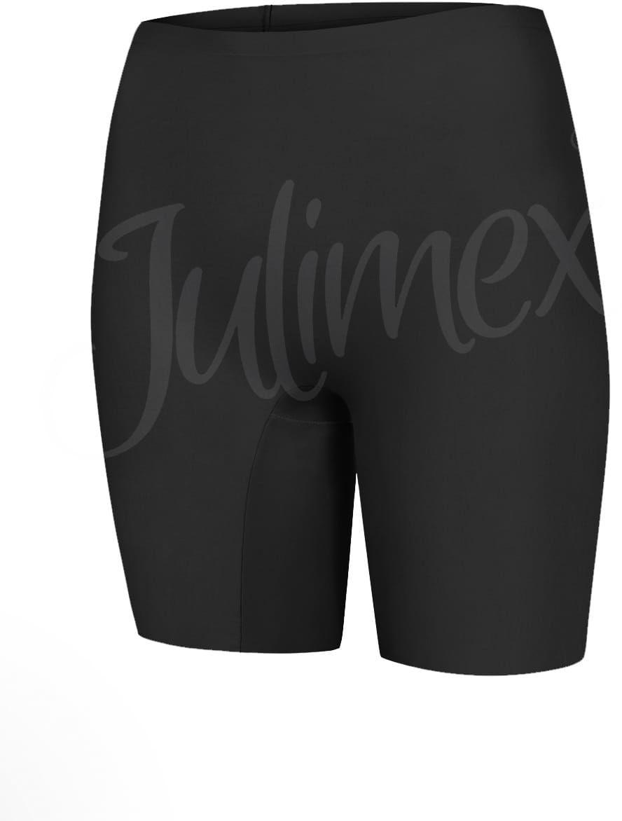 Bermudy damskie COMFORT Julimex czarne