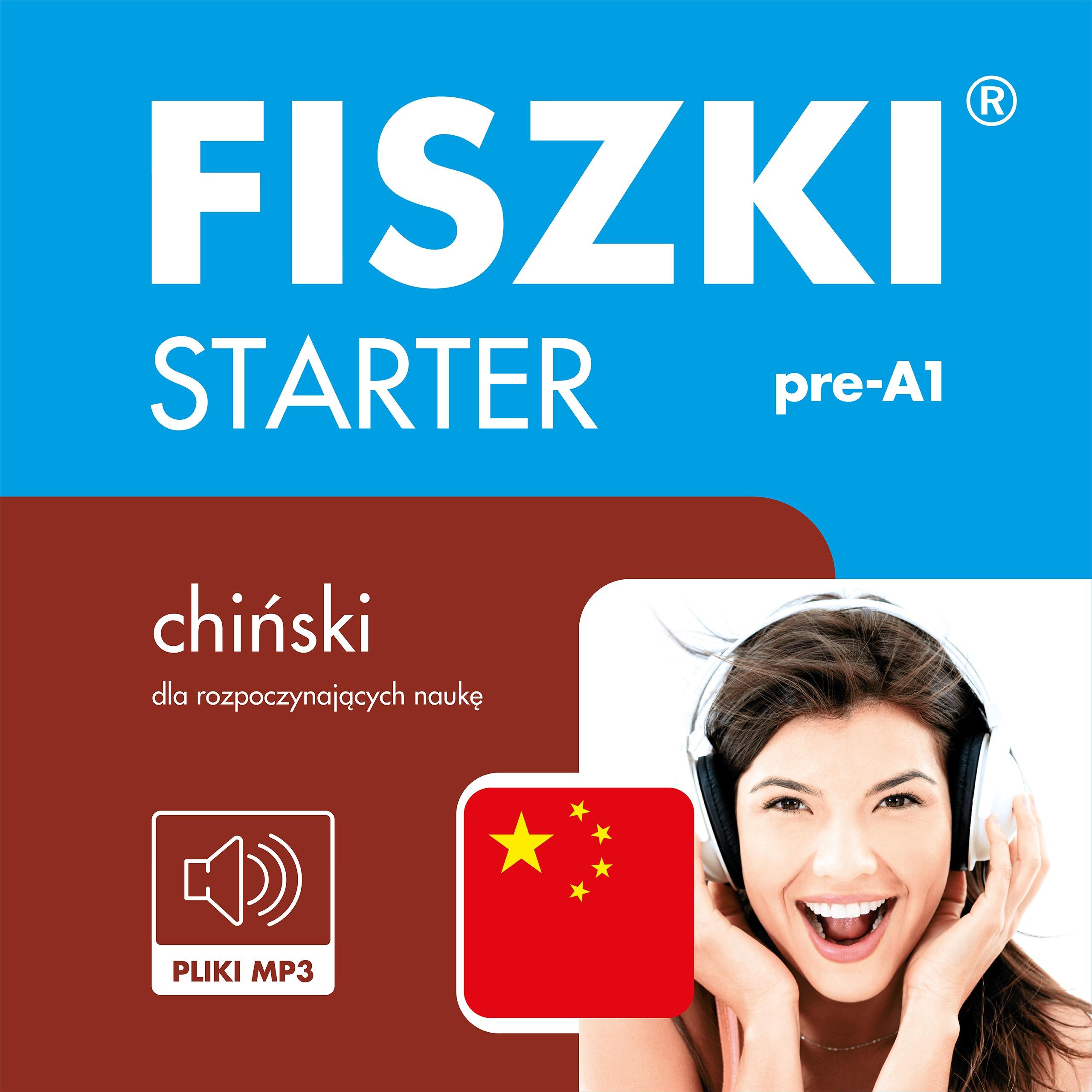 AUDIOBOOK - chiński - Starter (pre-A1)