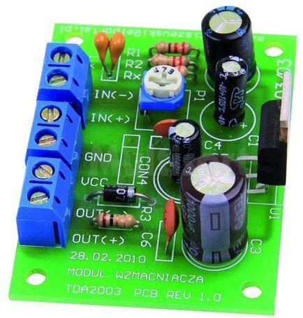Moduł wzmacniacza audio 10W (do montażu)