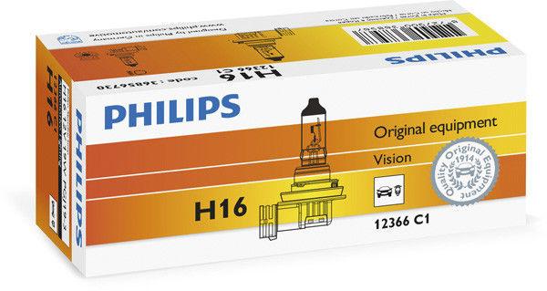 Żarówka, reflektor przeciwmgłowy PHILIPS 12366C1